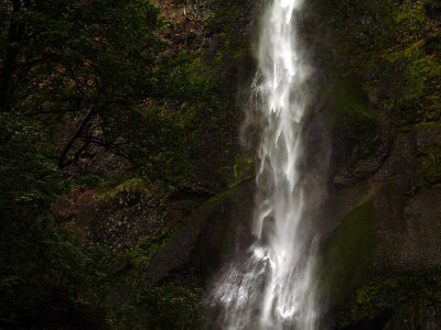 Multnomah Falls, Columbia River Gorge, Oregon, 2008
