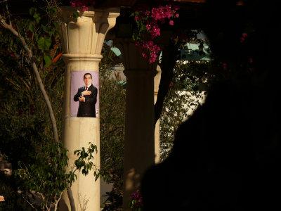 The pillar, Hammamet, Tunisia, 2008