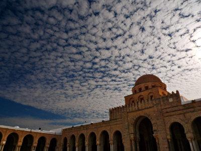 Cottonball Sky, Kairouan, Tunisia, 2008