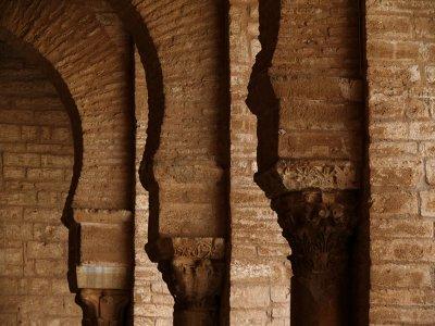 Pillars, The Great Mosque, Kairouan, Tunisia, 2008