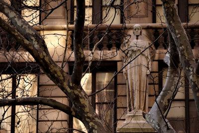 Façade, New York City, New York, 2009