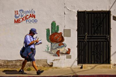 Mailman, Tucson, Arizona, 2009