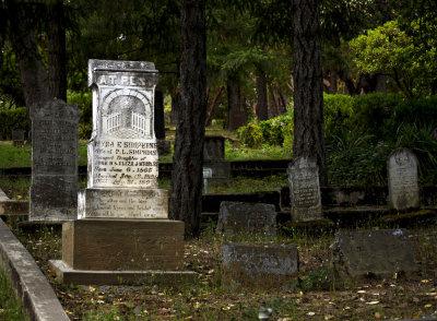 At rest, Jacksonville, Oregon, 2009