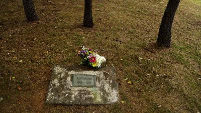 The Mourners, Union Cemetery, Crescent City, California, 2009