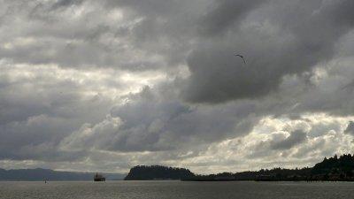 Storm, Astoria, Oregon, 2009