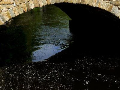 The Choate Bridge, Ipswich, Massachusetts, 2009