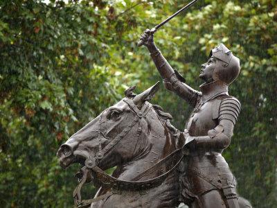Joan of Arc, Gloucester, Massachusetts, 2009