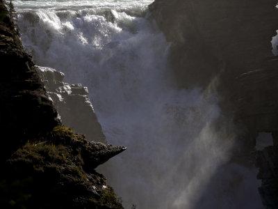 Athabasca Falls, Jasper National Park, Canada, 2009