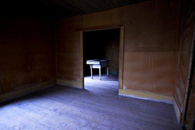 Interior, Bannack, Montana, 2010