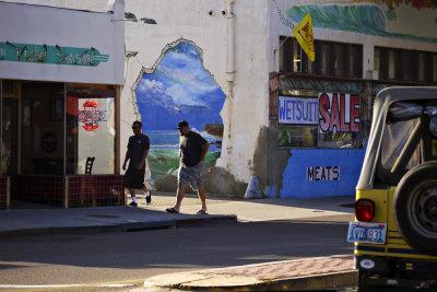 Beach Town, Mission Beach, San Diego, California, 2010