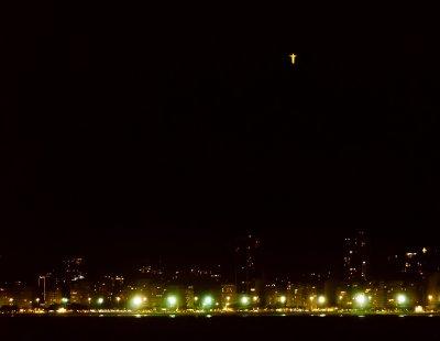 Nightfall, Rio de Janeiro, Brazil, 2010
