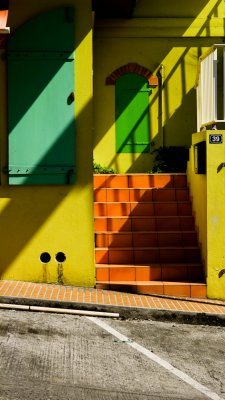 Colors, St. Barts, French West Indies, 2011