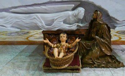 Altar, Cathedral, Belem, Brazil, 2010