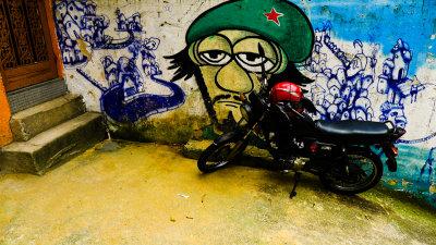 Revolution, Rio de Janeiro, Brazil, 2010