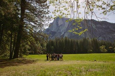 Field Trip, Yosemite National Park, California, 2008
