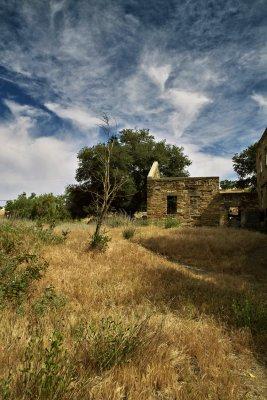 Tulloch Mill Ruins, Knights Ferry, California, 2008