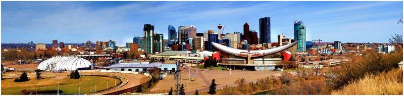 2012 Cityscape Pano