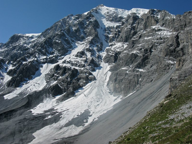Couloir  Norte del Ortles