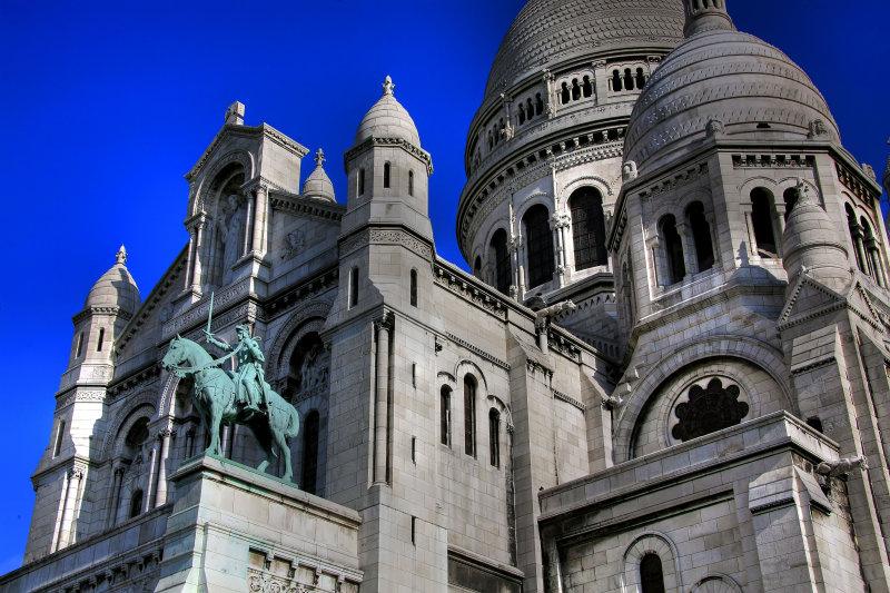 sacre-coeur, paris, france (5/07)