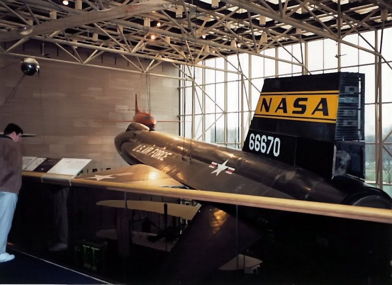 air and space museum - 12/1993