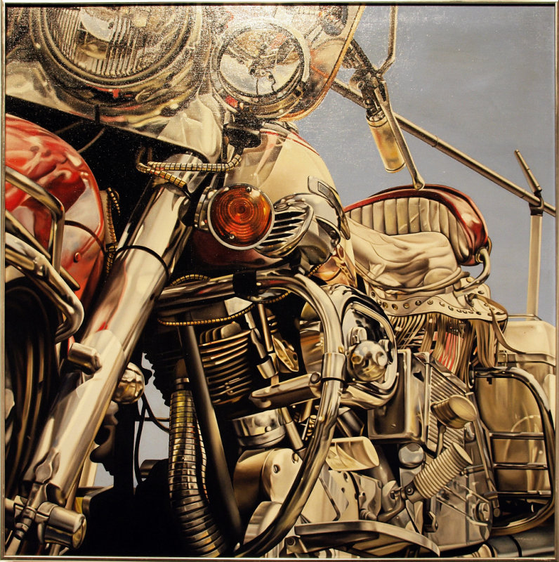Motorcycle 1, 1971