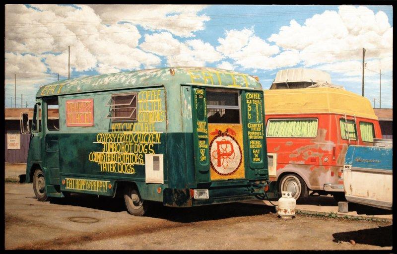 Pappy`s Place, Nashvile, TN, 1985