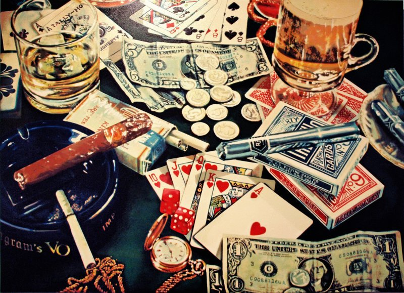 Royal Flush, 1977