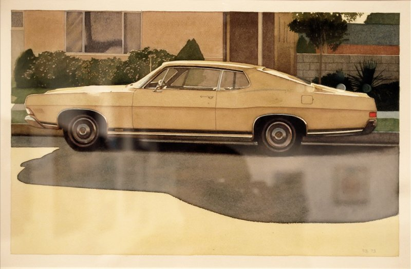 `69 Ford, 1973