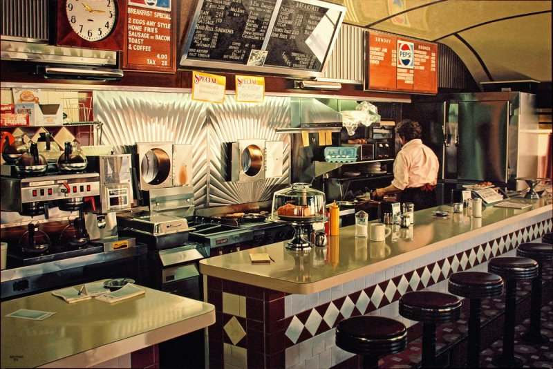 Miss Albany Diner, 1993