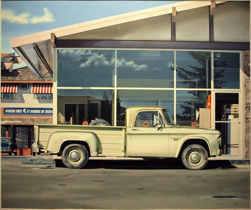Golden Dodge, 1971