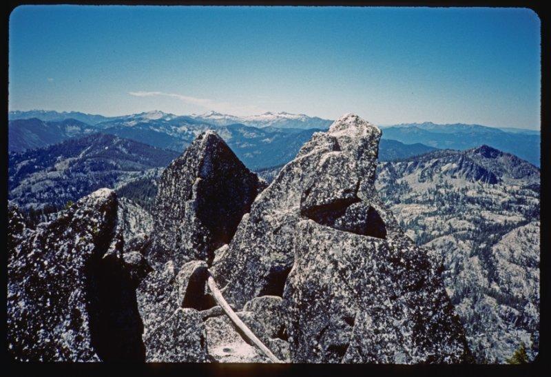 Russian Peak Summit 8000