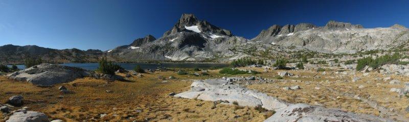 Banner Peak Panorama