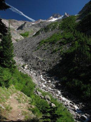Mt Jefferson Russell Creek 2010
