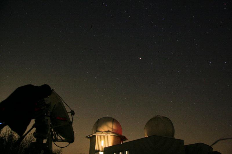 Geminids - 14/15 december 2007, Public Observatory Halley - Heesch
