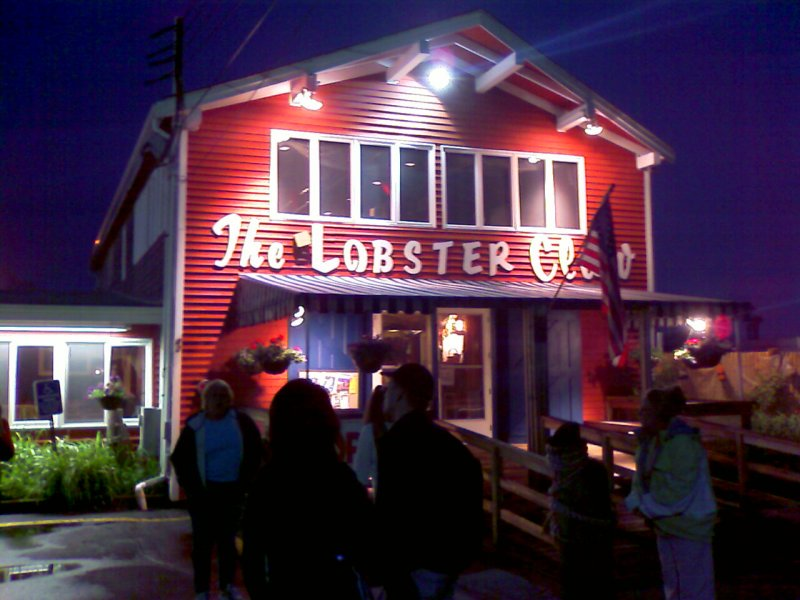 The Lobster Claw Restaurant Cape Cod Boston