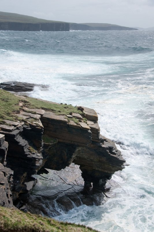 Noup Cliffs, Westray