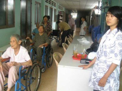 Hospice Rest Home, Binh Thanh District