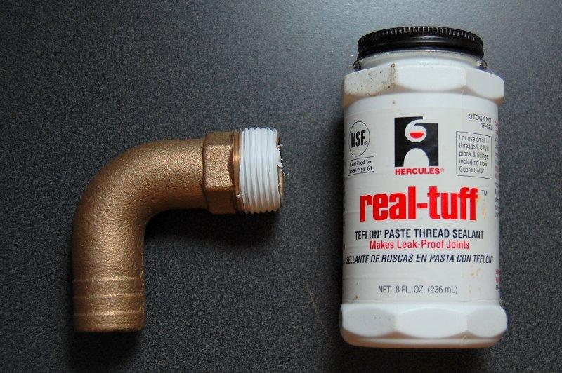 Teflon Tape & Pipe Dope