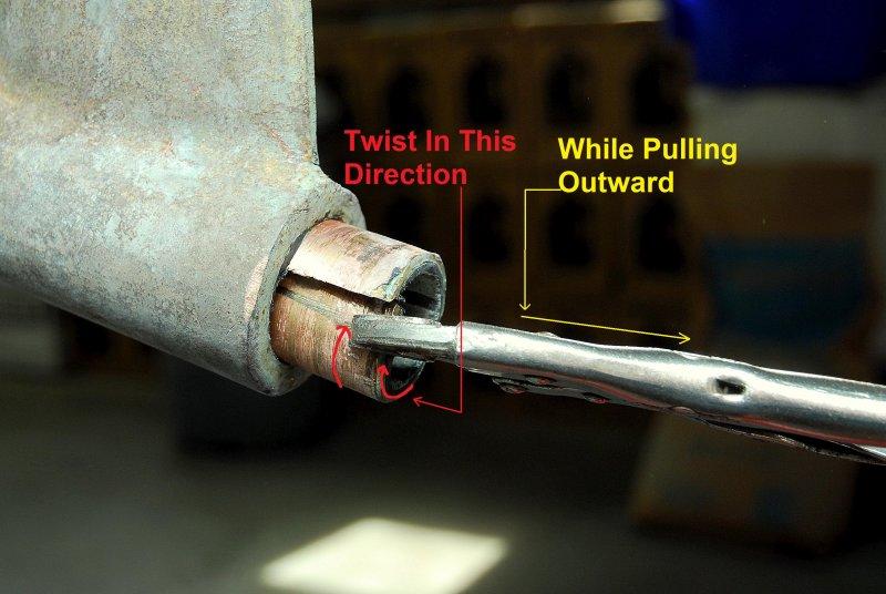Twist & Pull