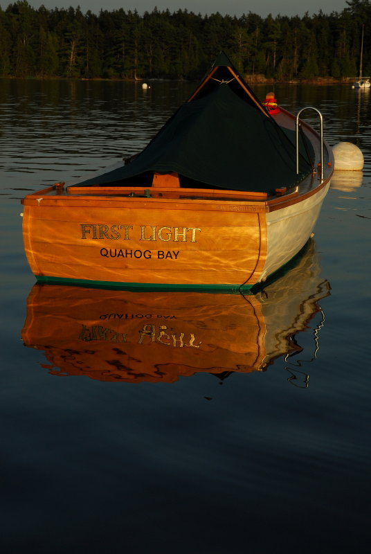 Pulsifer Hampton - Quahog Bay