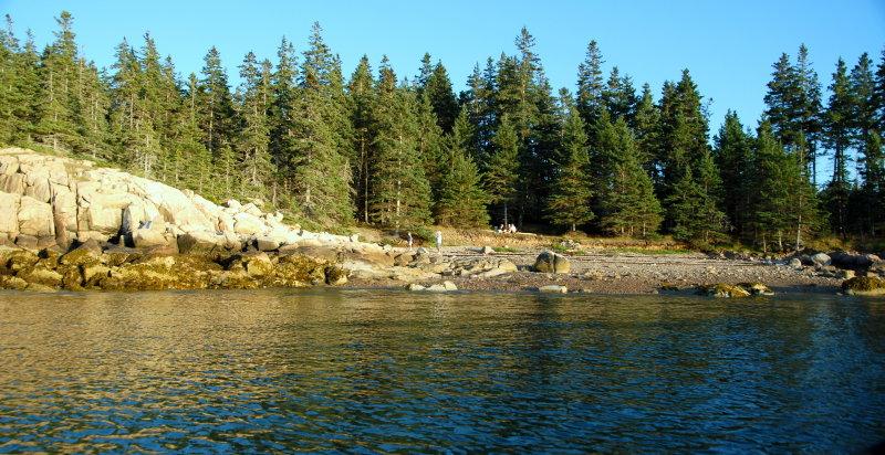 Island Picnic (Kimball Island Pen Bay)