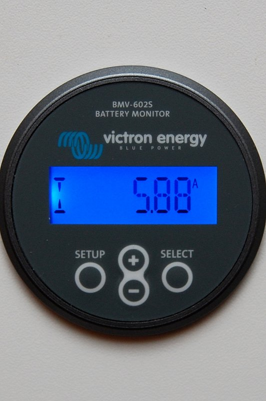 Measuring + Charge Current