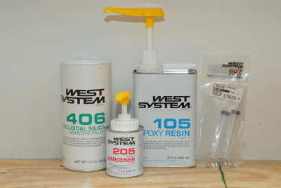 The Epoxy Supplies