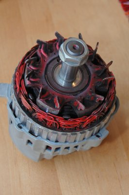 Re-Install The Rotor