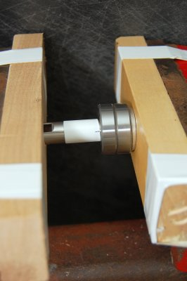 The Bench Vise / Home Made Press