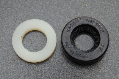 Press In The Oil Seal