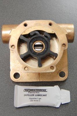 Install The Impeller