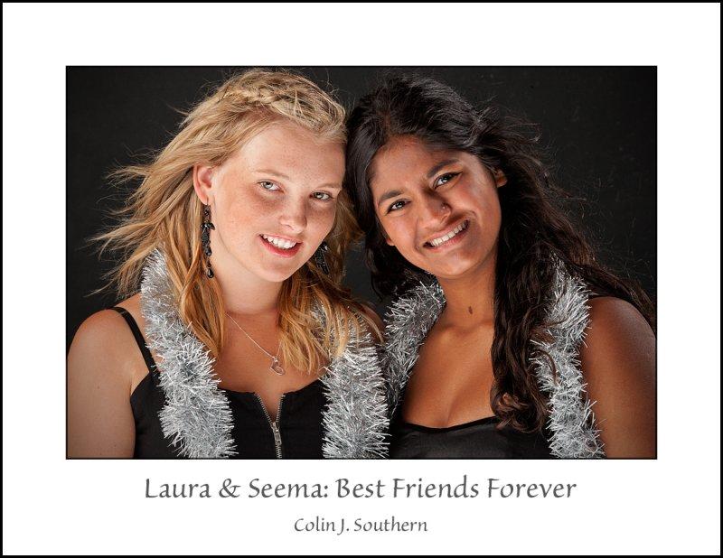 Laura & Seema: Best Friends Forever