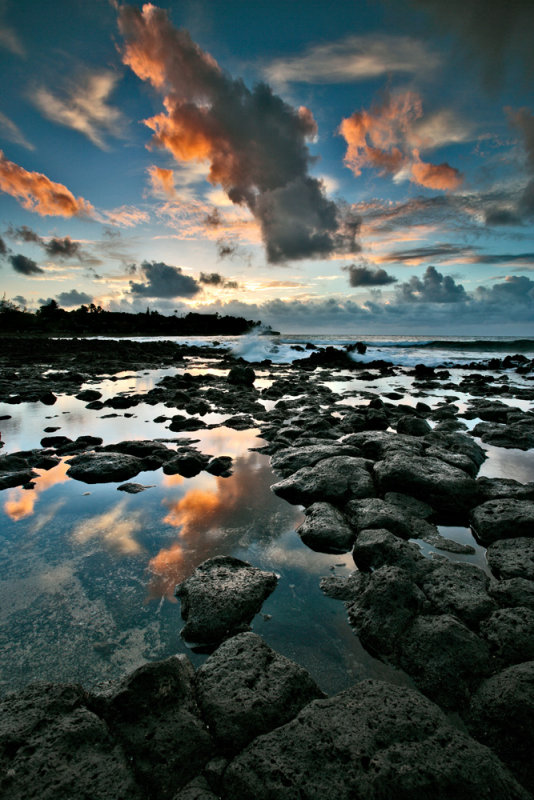 Poipu - Blue Horizon