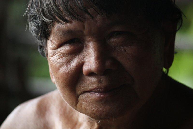 Orang Ulu elder